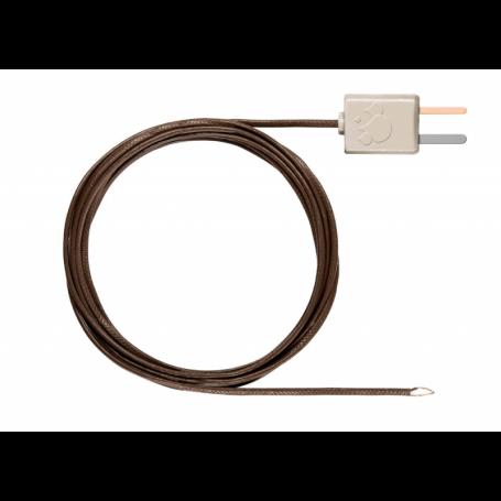 Kablowa termopara typu T z zakresem -50…250°C Testo 0603 0646