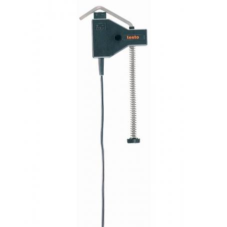 Zaciskowa sonda temperatury NTC do powierzchni z zakresem -50…120°C Testo 0613 5605