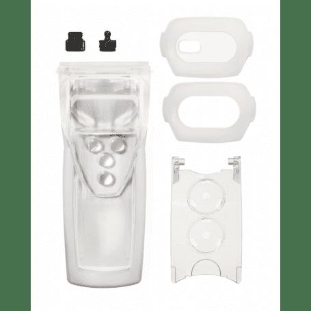Etui TopSafe w kolorze białym do mierników Testo Compact 0516 0220
