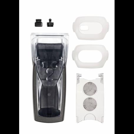 Etui TopSafe w kolorze czarnym do mierników Testo Compact 0516 0221