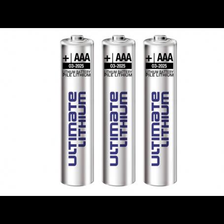 Bateria AAA z zakresem pracy poniżej -10°C do rejestratora Testo 175