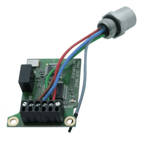 Moduł interfejsu Profibus-DP1 ze złączem M12 do pirometrów z serii CT