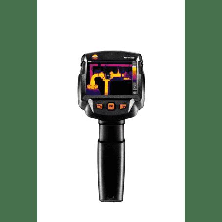 Testo 868 - Profesjonalna kamera termowizyjna z aparatem cyfrowym