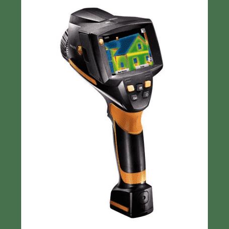 Kamery termowizyjne z serii 875 (wersja Testo 875-1) - widok z przodu
