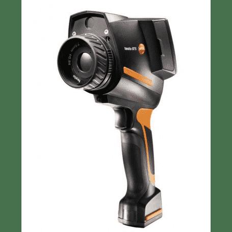 Kamery termowizyjne z serii Testo 875 (wersja Testo 875-2i) - widok z tyłu
