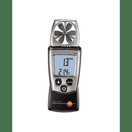 Testo 410-1 - Anemometr wiatraczkowy (skrzydełkowy) 0560 4101