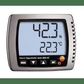Testo 608-H2 - Termohigrometr naścienny o podwyższonej dokładności