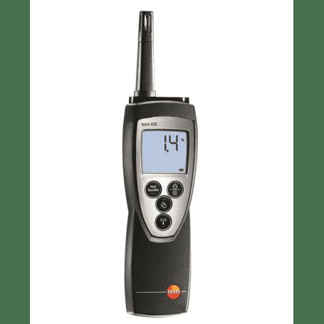 Testo 625 - Higrometr inspekcyjny z sondą
