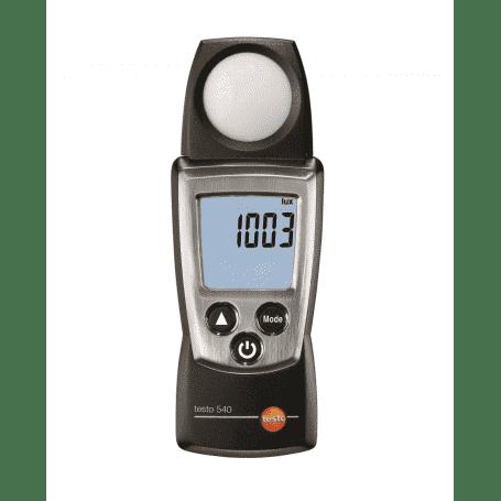 Testo 540 - Przenośny luksomierz inspekcyjny