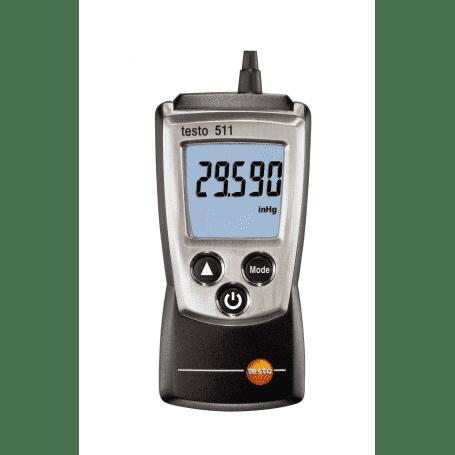 Testo 511 - Barometr elektroniczny z pomiarem ciśnienia absolutnego