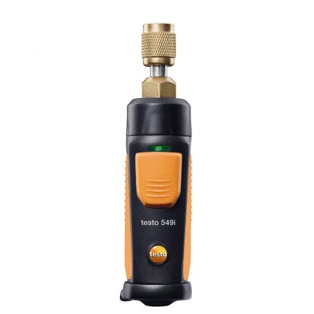 Testo 549 i - Bezprzewodowy czujnik ciśnienia czynnika chłodniczego do smartfona