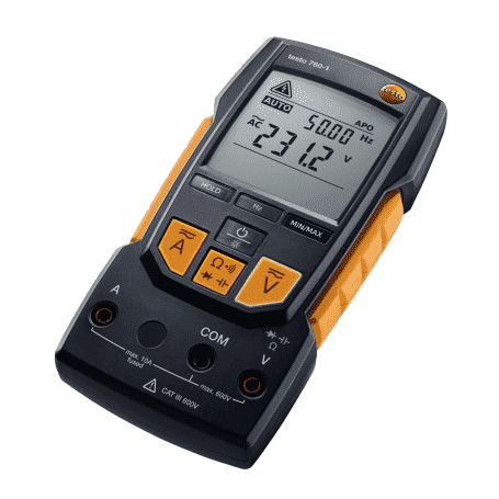 Testo 760-1 - Wielofunkcyjny multimetr cyfrowy AC DC