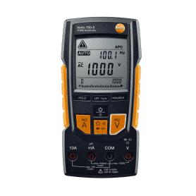 Testo 760-3 - Wielofunkcyjny multimetr cyfrowy AC DC z pomiarem do 1kV
