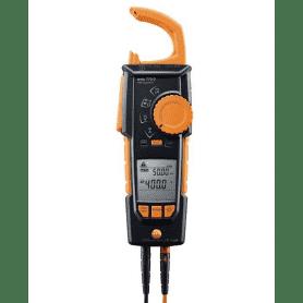 Testo 770-2 - Amperomierz cęgowy (cęgowy miernik prądu) z pomiarem temperatury