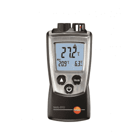 Testo 810 - Termometr bezdotykowy na podczerwień