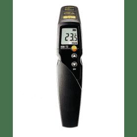 Testo 830-T2 - Termometr bezdotykowy z zewnętrznym czujnikiem temperatury