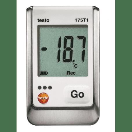 Testo 175-T1 - Rejestrator temperatury z wbudowanym czujnikiem