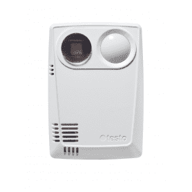Testo 160 THL - Rejestrator Wi-Fi z czujnikiem T RH, natężenia światła (lux) i promieniowania UV