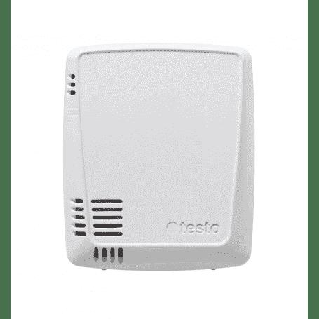 Testo 160 THE - Rejestrator z sensorem temperatury i wilgotności oraz lux i UV (na przewodzie)
