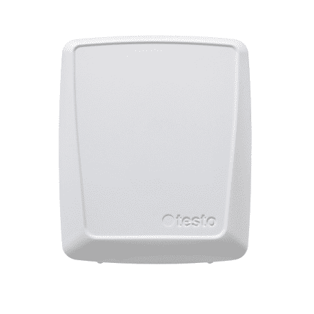 Testo 160E - Rejestrator wilgotności i temperatury Wi-Fi z opcją pomiaru LUX i promieniowania UV