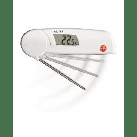 Testo 103 - Termometr spożywczy z sondą składaną