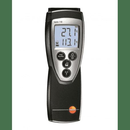 Termometr przemysłowy Testo 110