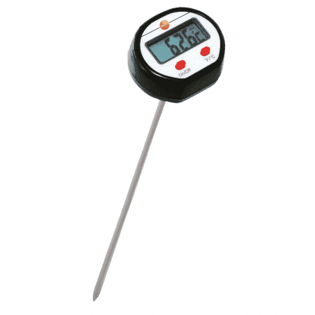 Testo 111 - Termometr szpikulcowy z sondą penetracyjną
