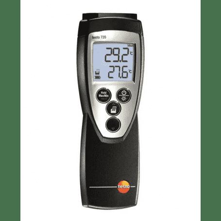 Testo 720 - Termometr laboratoryjny z sondą