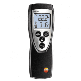 Testo 922 - Termometr różnicowy z termoparą