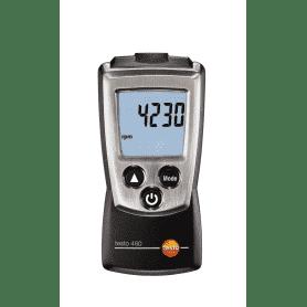 Testo 460 - Tachometr optyczny (miernik prędkości obrotowej)