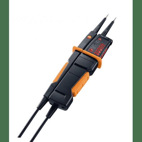 Testo 750-2 - Tester napięcia AC DC z testem RDC i pomiarem rotacji faz