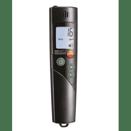 Testo 317-3 - Przenośny miernik tlenku węgla CO w powietrzu