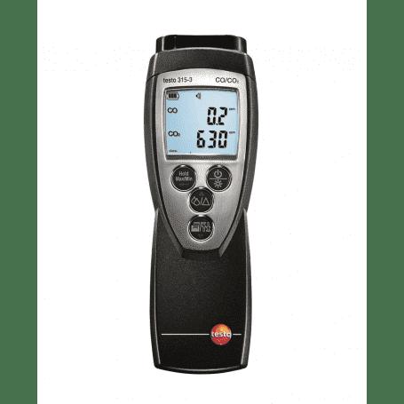 Testo 315-3 - Wielofunkcyjny miernik CO, CO2, wilgotności i temperatury powietrza