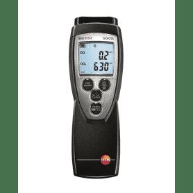 Testo 315-3 - Wielofunkcyjny detektor CO/CO2 oraz wilgotności i temperatury z modułem Bluetooth