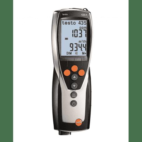 Testo 435-1 - Wielofunkcyjny przyrząd pomiarowy