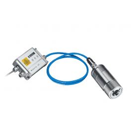 Pirometry stacjonarne Optris CTvideo 1M i 2M - widok z przewodem