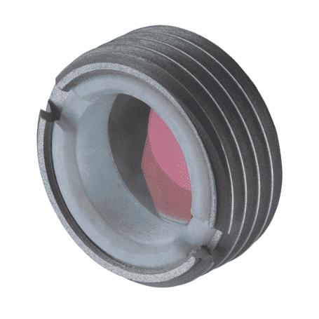 ACCTCFHTE - soczewka CF z gwintem zew. M12 dla pirometrów 1M 2M 3M