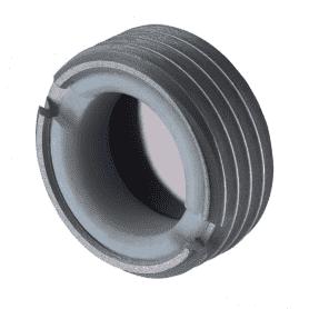 ACCTPWE - okienko ochronne z gwintem zew. M12 dla pirometrów LT