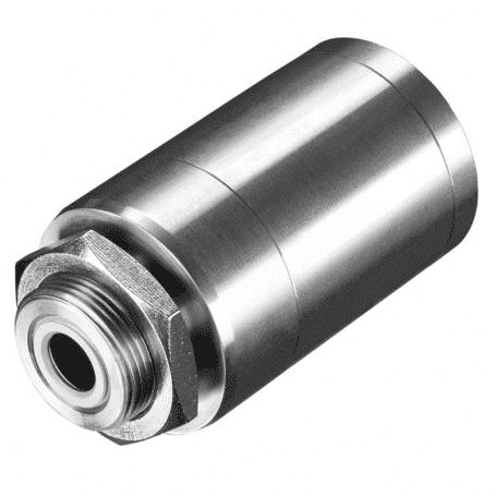 D06ACCTMHSCF - obudowa masywna ze stali nierdzewnej, ze zintegrowana soczewka CF do pirometrów LT