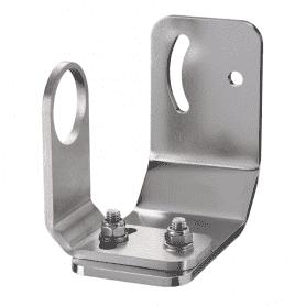 ACCTXLAB - uchwyt ze stali nierdzewnej, regulowany w dwóch płaszczyznach, do pirometrów CT XL