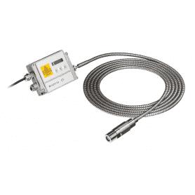 Pirometr dwubarwowy Optris CTratio 1M do pomiaru temperatury metali