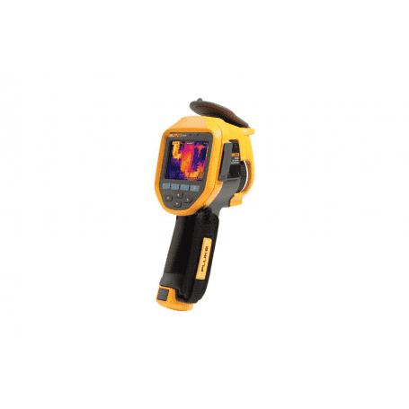 Kamera termowizyjna wysokiej rozdzielczości Fluke Ti450 - prawa