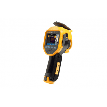 Przemysłowa kamera termowizyjna Fluke Ti450 PRO - prawa
