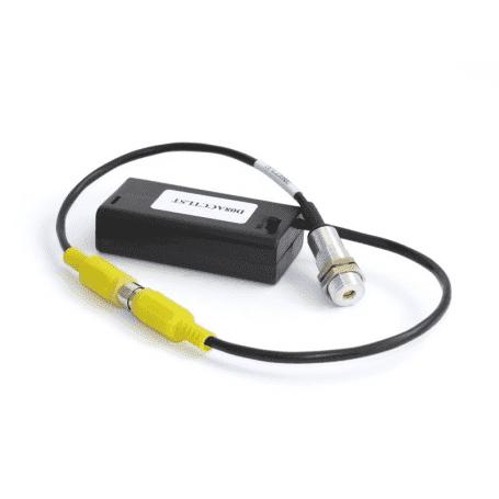 Wskaźnik laserowy z zasilaniem bateryjnym (2x AA)