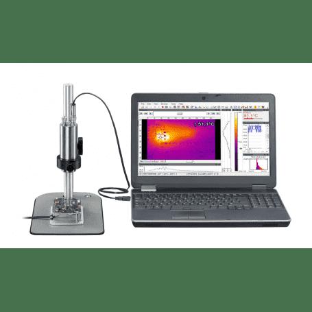 Zestaw do diagnostyki obwodów elektronicznych Optris XI400