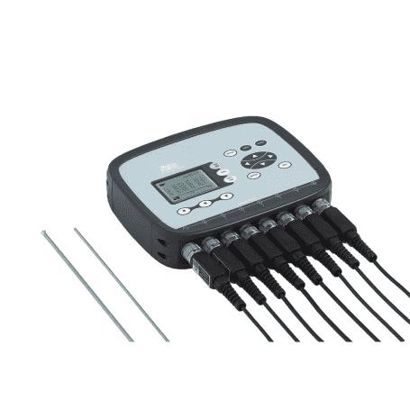 8-kanałowy rejestrator temperatury Pt100 DeltaOHM HD32.7