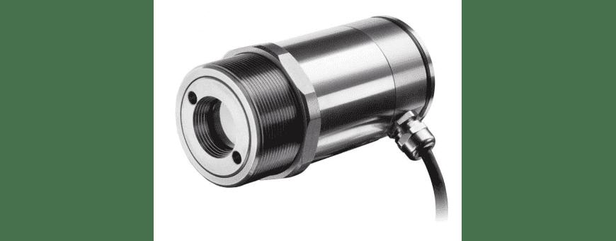Jednoczęściowe pirometry stacjonarne Optris CSlaser z wbudowanym celownikiem laserowym