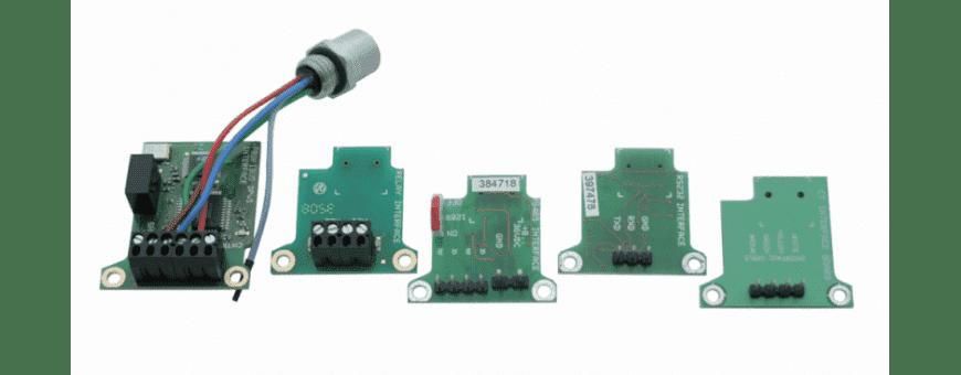 Interfejsy i moduły do pirometrów stacjonarnych Optris