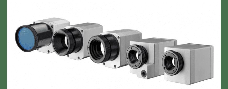 Stacjonarne kamery termowizyjne Optris PI oraz Xi do zastosowań przemysłowych