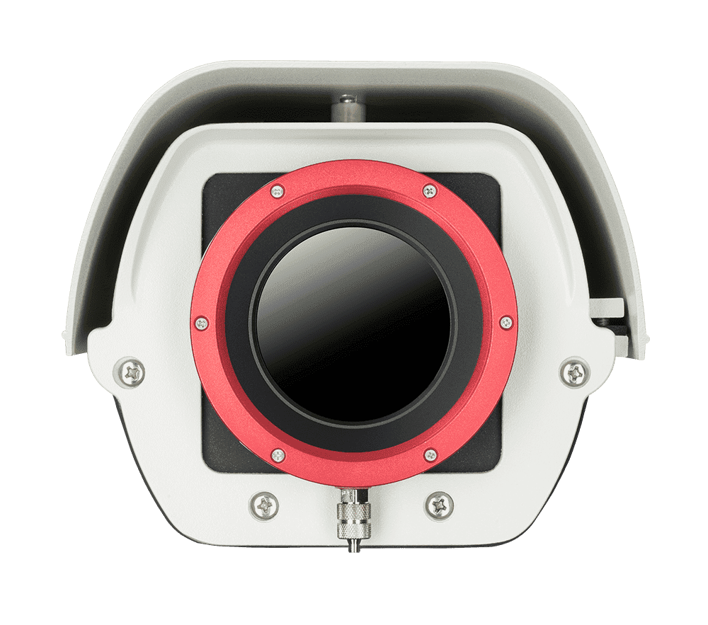 Zewnętrzna obudowa ochronna do kamer termowizyjnych - front
